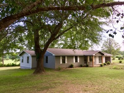 Louisville MS Single Family Home Contingent/Pending: $108,000