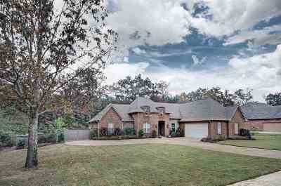 Hinds County Single Family Home For Sale: 128 Dunleith Way