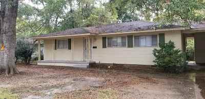 Jackson Single Family Home For Sale: 4224 Azalea Dr