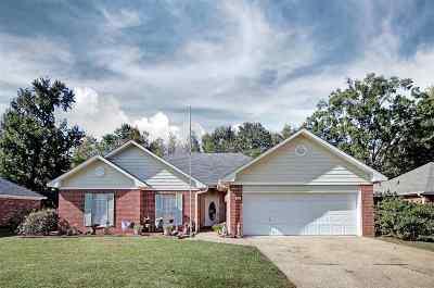 Brandon Single Family Home For Sale: 323 White Oak Dr