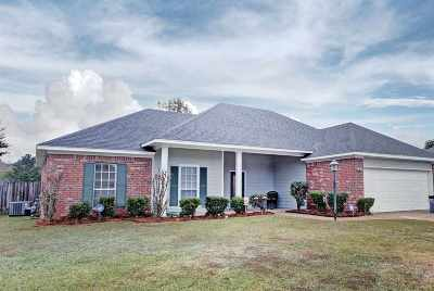 Hinds County Single Family Home For Sale: 102 Turnberry Cv