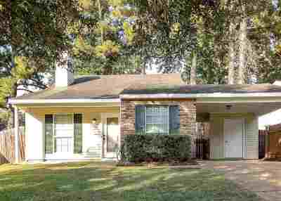 Single Family Home For Sale: 119 Haley Creek