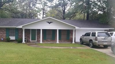 Jackson Single Family Home For Sale: 1130 Rosewood St