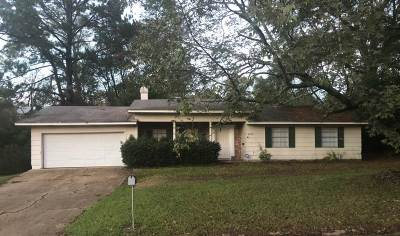 Jackson Single Family Home For Sale: 2628 McDowell Rd Ext