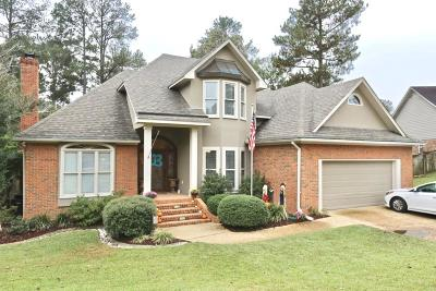 Hinds County Single Family Home For Sale: 206 Monterey Dr