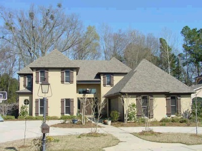 Ridgeland Single Family Home For Sale: 304 Oakmont Trl