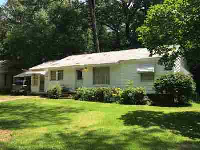 Brandon Single Family Home Contingent/Pending: 134 Meadow Lane Dr