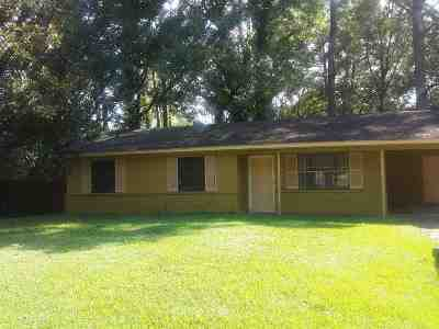 Hinds County Single Family Home For Sale: 247 Shiloh Dr
