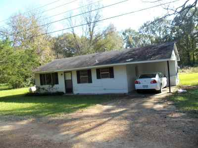 Single Family Home For Sale: 2046 Attala Rd