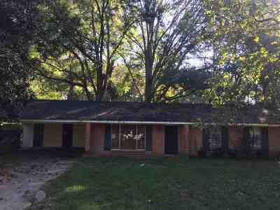Hinds County Single Family Home For Sale: 3326 Ramona St