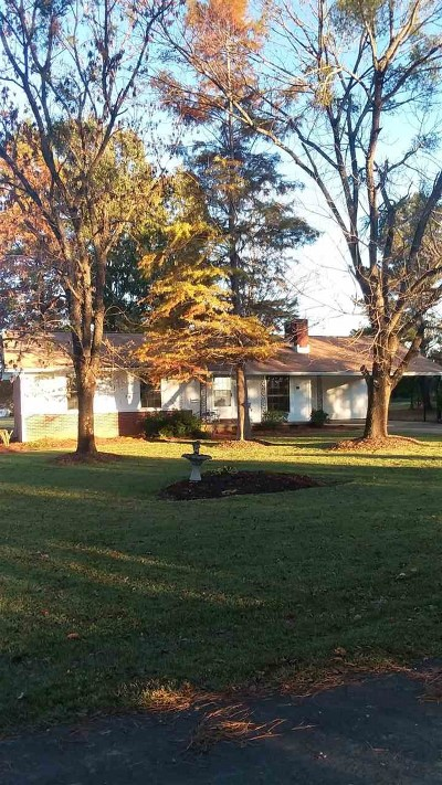 Madison County Single Family Home For Sale: 172 Johnson Ln