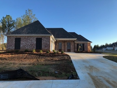 Hinds County, Madison County, Rankin County Single Family Home For Sale: 101 Hampton Trail
