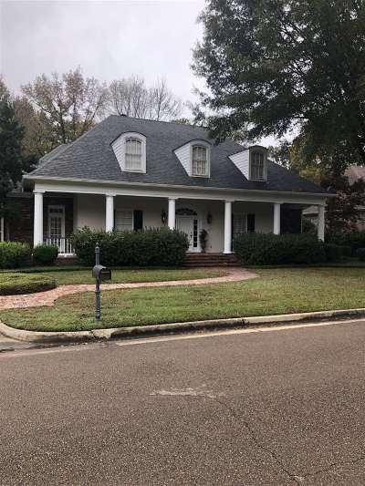 Jackson Single Family Home For Sale: 5355 Carolwood Dr