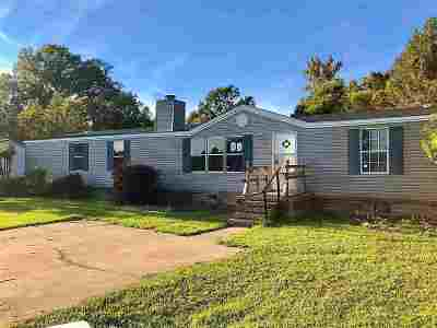 Rankin County Mobile/Manufactured For Sale: 224 Trace Dr
