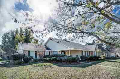 Flowood Single Family Home For Sale: 34 Hawthorne Hill Cv