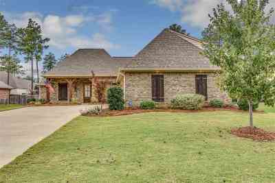Madison County Single Family Home For Sale: 110 Grayhawk Dr