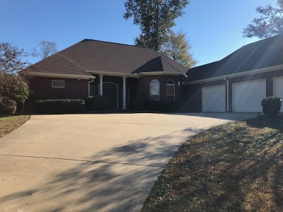 Canton Single Family Home For Sale: 101 Meadow Park Dr