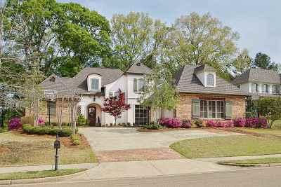 Bridgewater Single Family Home For Sale: 140 Heron's Landing