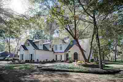 Canton Single Family Home Contingent/Pending: 105 Saddle Creek Cv