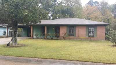 Hinds County Single Family Home For Sale: 341 Lynwood Ln