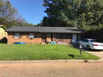 Hinds County Single Family Home For Sale: 6546 Abraham Lincoln Dr