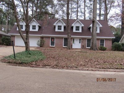 Hinds County Single Family Home For Sale: 5346 Farnsworth Dr
