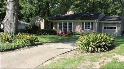 Hinds County Single Family Home For Sale: 4047 Robin Dr