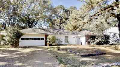 Hinds County Single Family Home For Sale: 5135 Shirlwood Dr