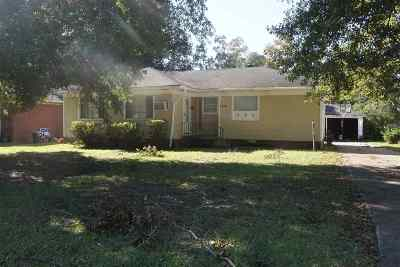 Hinds County Single Family Home For Sale: 1059 Claiborne Ave