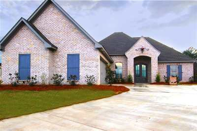 Flowood Single Family Home Contingent/Pending: 313 Bristlecone Ct