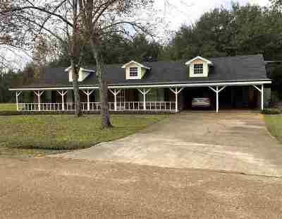 Carthage Single Family Home For Sale: 617 S Valley St