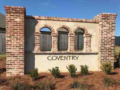 Brandon Single Family Home Contingent/Pending: 109 Coventry Ln