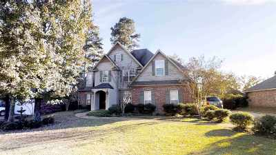 Brandon Single Family Home For Sale: 514 Castlewoods Blvd