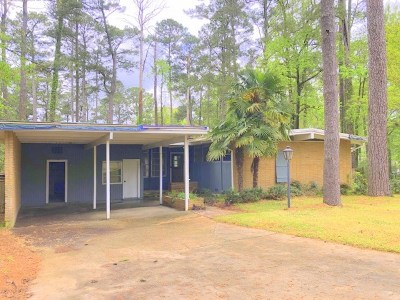Hinds County Single Family Home For Sale: 4455 Northover Dr