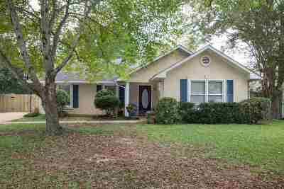 Flowood Single Family Home For Sale: 511 Olympic Dr
