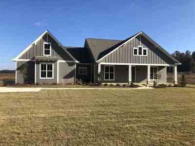 Brandon Single Family Home For Sale: 320 Stump Ridge Rd