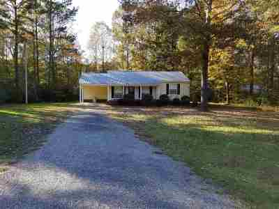 Florence, Richland Single Family Home For Sale: 176 Brewer Rd