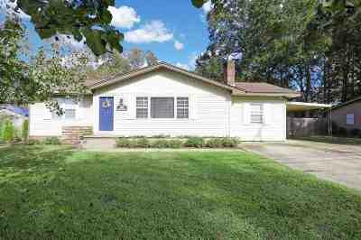 Ridgeland Single Family Home Contingent/Pending: 204 E School St