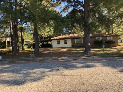 Simpson County Single Family Home Contingent/Pending: 175 Colonial Cir