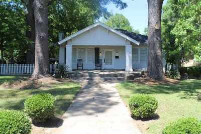 Canton Single Family Home For Sale: 217 E Center St