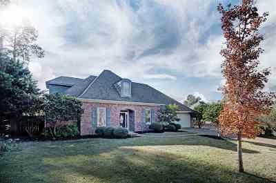 Brandon Single Family Home For Sale: 105 Fox Hollow Bend