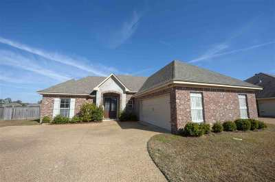 Madison MS Single Family Home For Sale: $224,900