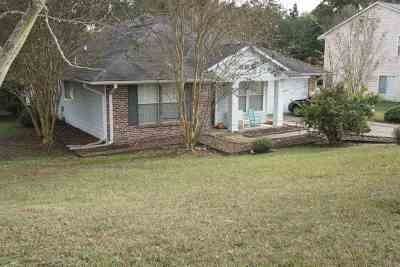 Byram Single Family Home For Sale: 3211 Ryan Cv