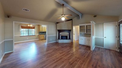 Brandon Single Family Home Contingent/Pending: 122 Bent Creek Dr