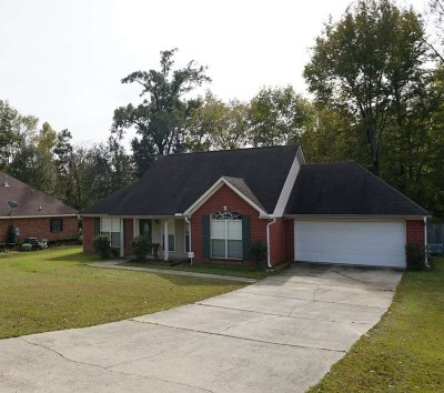 Byram Single Family Home Contingent/Pending: 3126 Tynes Dr