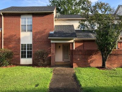 Jackson Townhouse For Sale: 974 Garvin St
