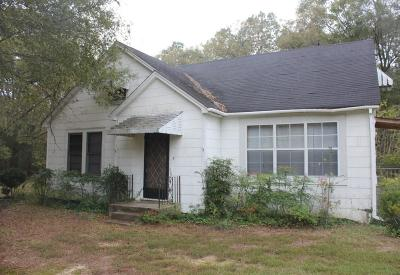 Madison County Single Family Home Contingent/Pending: 3625 N Liberty St