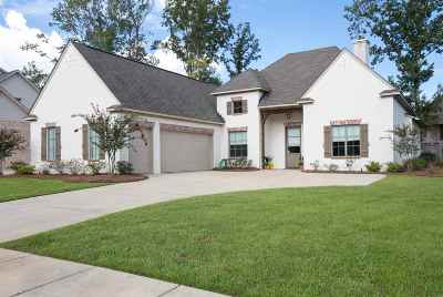 Madison MS Single Family Home For Sale: $449,900