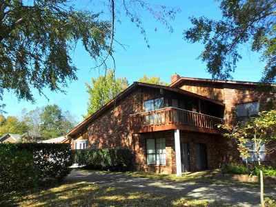 Jackson Single Family Home For Sale: 5959 Holbrook Dr