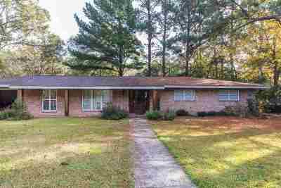 Jackson Single Family Home For Sale: 4636 Hazelwood Dr